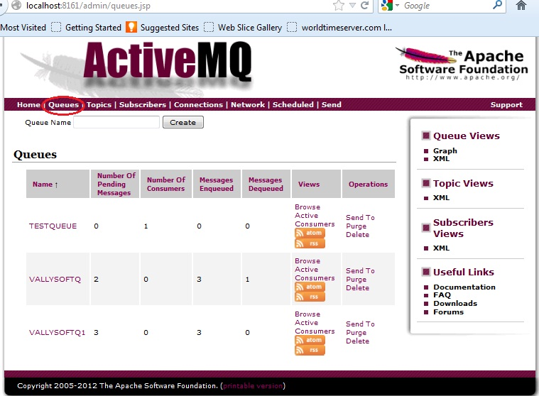 Simple guide to Java Message Service (JMS) using ActiveMQ